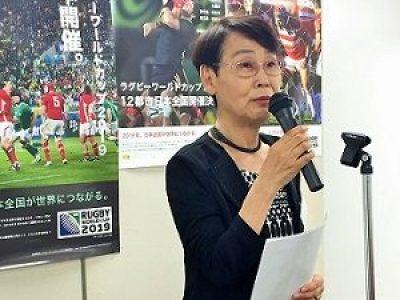 2015年 稲門女性ネットワーク総会が開催されまし た。